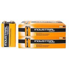 20 Duracell Procell 9 V Block Alkaline Battery  PP3 6LR61 MN1604 Smoke Alarm