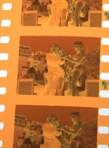 35MM MOVIE NEGATIVE CLIP FROM JAYNE MANSFIELD MOVIES