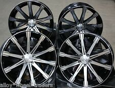 "19"" BM REVOLVE ALLOY WHEELS FITS VW T5 T6 T28 + 255/40/19 TYRES"