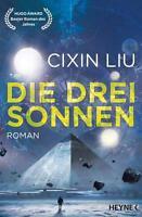 Bestseller: Die drei Sonnen von Cixin Liu (Taschenbuch)