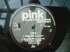 """ASCOLTA-Rosa-faranno YA spostare (non fermarti!) 1998 Velocità Garage 12"""" PROMO"""