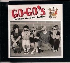 Go-Go's The Whole World Lost Its Head UK CD Single