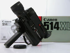 Beautiful and Working CANON Super 8 MOVIE CAMERA W/Box & Instructions