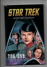 Star Trek tng/ds9.divided we fall - Graphic Novel Collection brand new