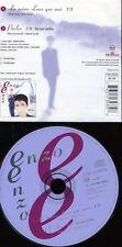 """ENZO ENZO """"La même lune que moi"""" (CD Single) 1994"""