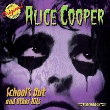 School's Out And Other Hits, Alice Cooper