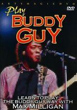 NEW Play Buddy Guy (DVD)
