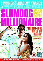 Slumdog Millionaire (DVD, 2009) Danny Boyle