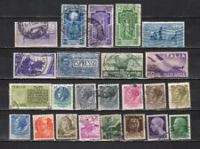 Italy-  Lot Of Early Used  Stamps (IT27)