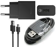 Original Schnell Ladegerät Ladekabel für Sony Xperia XZ Premium Typ USB-C