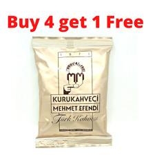Turkish Coffee Kurukahveci Mehmet Efendi 100g Ground Coffee Free Postage