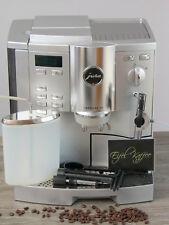 ~~~ Jura Impressa S9  Kaffeevollautomat in platin mit Prof-Autocappuccinatore! ~
