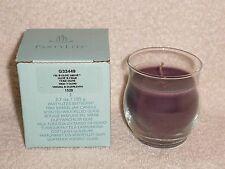 Partylite Fig & Olive Grove Mini Barrel Jar Candle -- RETIRED