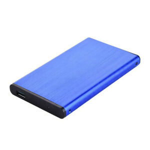 Portable HDD 2TB USB 3.0 External Hard Drive Disks 2.5 Inch For PC Laptop UK