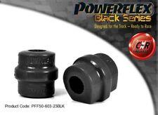 PEUGEOT 308 (07-14) Powerflex Noir avant ARB MOYEU 23mm pff50-603-23blk