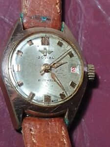 JOVIAL  AUTOMATIC VINTAGE  WATCH.