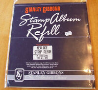 STANLEY GIBBONS VARIOUS STAMP ALBUM PAGES, NEW AGE, DEVON, PLYMOUTH, 22 RING,ETC