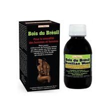 Puissant Aphrodisiaque pour Hommes et Femmes - Bois du Brésil 100 ml