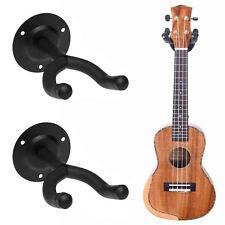 2x Gitarrenhalter Gitarren Wandhalterung Skateboard Halterung Stative Ständer