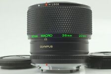 【Mint】Olympus OM-System Telescopic Auto Macro Extension Tube 65-116  From Japan