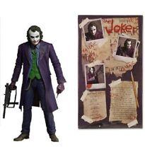 "NECA HEATH LEDGER The Joker DC COMICS BATMAN DARK KNIGHT 7"" Collectible Figure"