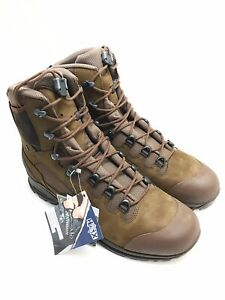 Original German Army Tactical Boots HAIX Gore-Tex Mountain Shoes Military US11,5