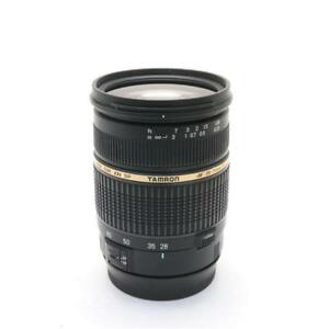 TAMRON Large Aperture Telephoto Zoom SP AF28-75mm F2.8 XR Di A09E for Canon New