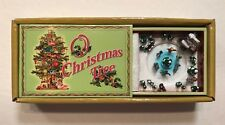 Mr. Christmas O Christmas Tree Animated Matchbox Music Box -Christmas Decoration