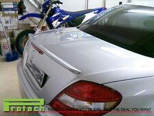 Unpainted Trunk Spoiler Lip SLK55 AMG 05-10 R171 SLK200 SLK 240 SLK250 SLK350