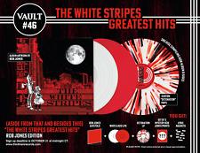Third Man Records Vault 46 The White Stripes Greatest Hits 3 LP Rob Jones Prints