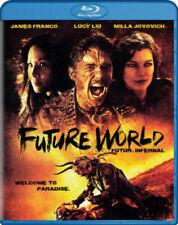 FUTURE WORLD, BLU-RAY, 2018, SKU 2405