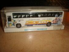Rietze #60211 HO 1/87 MB bus ST Saphorin Le Train des Vignes      MIB (50/059)