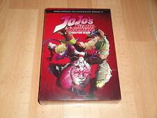 JOJO'S BIZARRE ADVENTURE PHANTOM BLOOD ANIME EN DVD 1ª TEMPORADA N. PRECINTADO