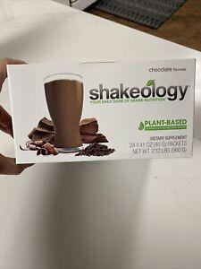 Beachbody Vegan Chocolate Shakeology 24/PK Free Priority shipping