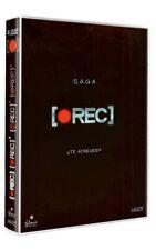 SAGA REC COMPLETA DVD REC 1 REC 2 REC 3 REC 4 NUEVO ( SIN ABRIR ) 1 2 3 4