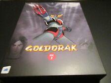 """COFFRET 3 DVD NEUF """"GOLDORAK - BOX 2"""" episodes 13 à 24"""