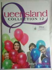 Queensland Collection 12 Knitting Patterns Jenny Watson Designs Kids Clothing