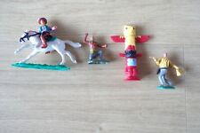 TIMPO BANDIT COWBOY, SOLDIER, TOTEM POLE and INDIAN