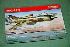 EDUARD 1/48 RUSSIAN MIG- 21R PROFIPACK EDITION  #8238 2013