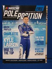 Pole Position NASCAR Magazine NEW 2017 Kyle Larson Clint Bowyer Dale Earnhardt +