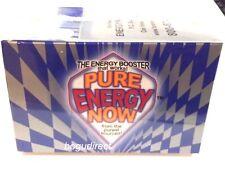1 BOX PURE ENERGY NOW, EACH BOX HAS 24 PKS