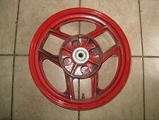 GPX 600 R zx600c Roue Arrière Jante Roue 3.00 X 16 rouge Wheel Rim rear