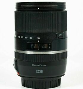 Tamron 16-300mm f/3.5-6.3 Macro Lens for Canon EFS