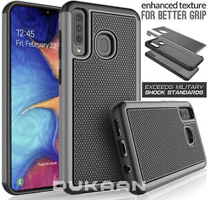 Matte Shockproof Hard Rugged Smart Case Cover for Samsung Galaxy A Series Mobile