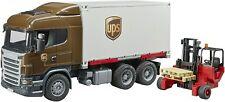 Bruder Scania R-série UPS Logistik-