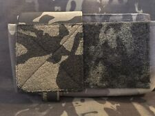 Multicam Black Half Flap Elastic Custom Spiritus Systems