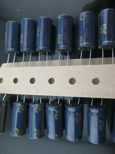 10pcs Panasonic  FC 470mfd 35v 470uf 10x20mm audio electrolytic capacitor 105C