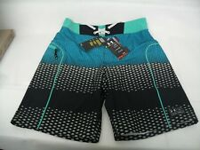 D199 NWT UNDER ARMOUR HEAT GEAR LOOSE FIT BOARD SHORTS  SIZE 32