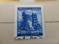 Bohmen und Mahren Bohemia and Moravia 1941 1.20k fine used stamp A11P9F66
