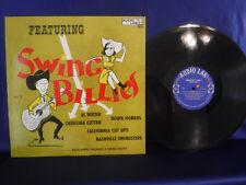 Swing Billies Volume 2, Audio Lab Records 1566, Country, Hillbilly, Swingbillies